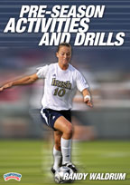 Pre-Season Soccer Activities and Drills – DVD